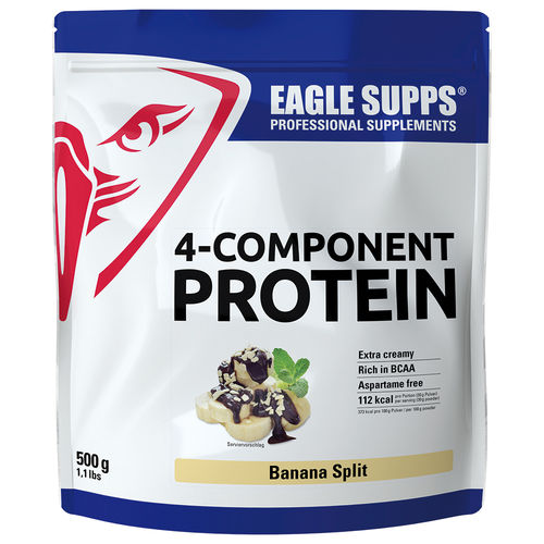 Eagle Supps 4-Component Protein 500g Beutel