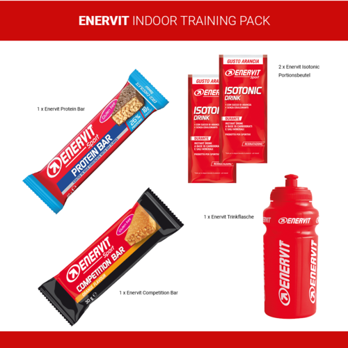 Enervit Training Pack