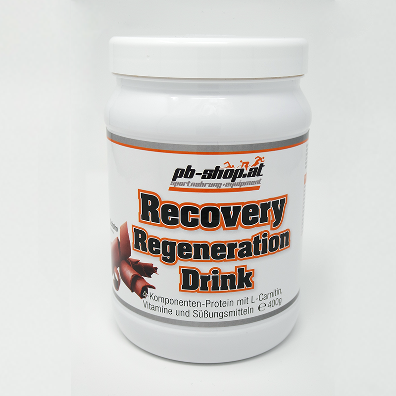 PB Shop Recovery Regeneration Drink 400g Dose - MHD 01-2020
