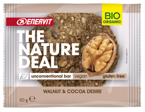 Enervit The Nature Deal UncBar Vegan Cookie