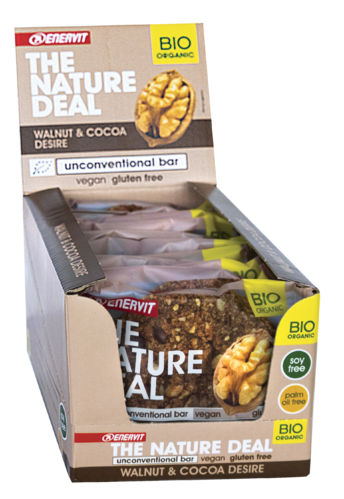 Enervit The Nature Deal UncBar Vegan Cookie 12er Box