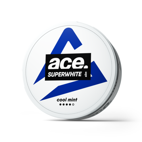 ACE SLIM Snus Cool Mint 12g