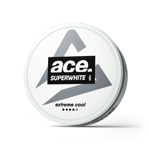 ACE SLIM Snus Extreme Cool 12g