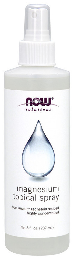 Now Solutions Magnesium Topical Spray 237ml