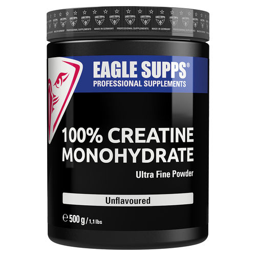 Eagle Supps 100% Creatine Monohydrate 500g Dose