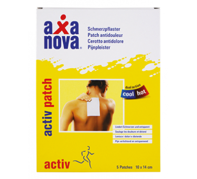 Axanova Activ Patch Cool - Hot Pflaster