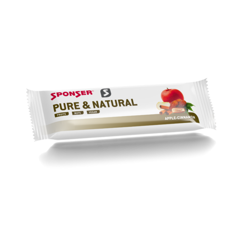 Sponser Pure & Natural Bar Vegan Riegel