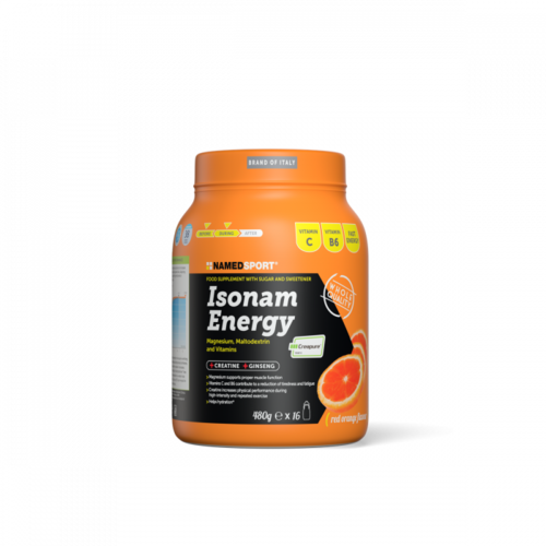 NAMEDSPORT Isonam Energy 480g Pulverdose