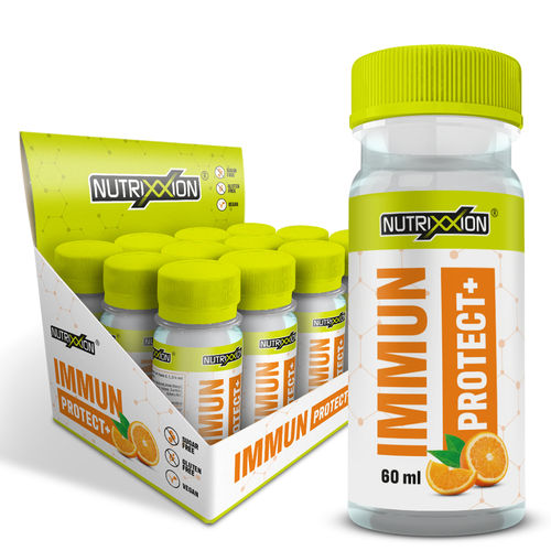 Nutrixxion Immun Protect+ Shot 12er Box