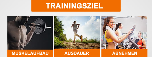 Trainingsziel